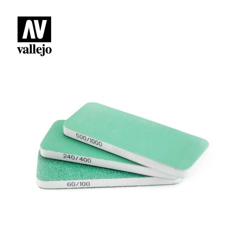 vallejo-hobby-tools-set-of-3-flexi-sanders-dual-grit-80x30x6mm-T04003-2