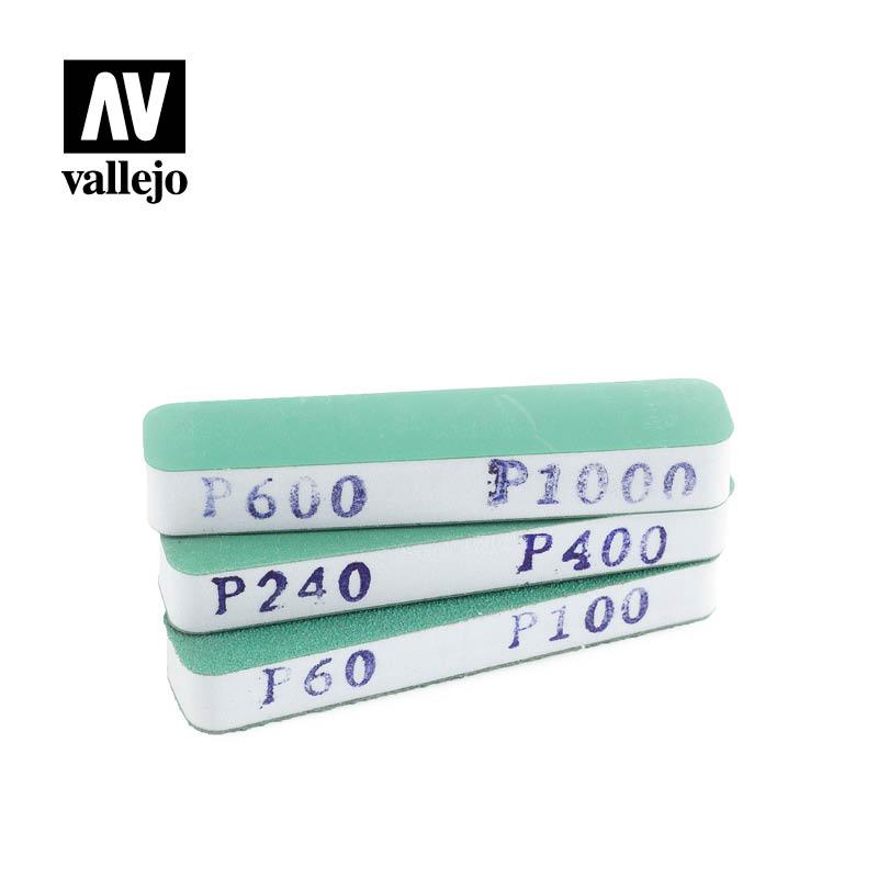 vallejo-hobby-tools-set-of-3-flexi-sanders-dual-grit-90x19x12mm-T04002-2